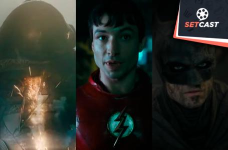 SetCast 298 – Shazam, The Flash, Adão Negro e The Batman a porrada vai cantar!