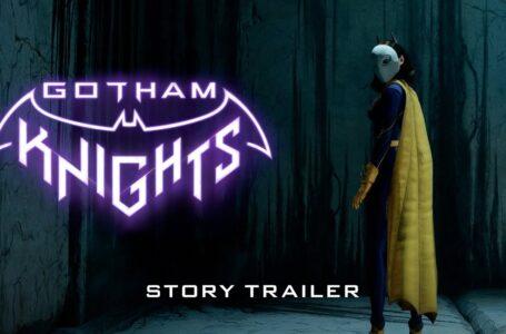 Gotham Knights: Novo trailer divulgado na DC FanDome 2021